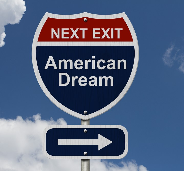 "the flaws in the american dream Exploring the american dream with a raisin in the sun overview in this lesson, students will discuss the concept of the ""american dream"" and using poetry by langston."